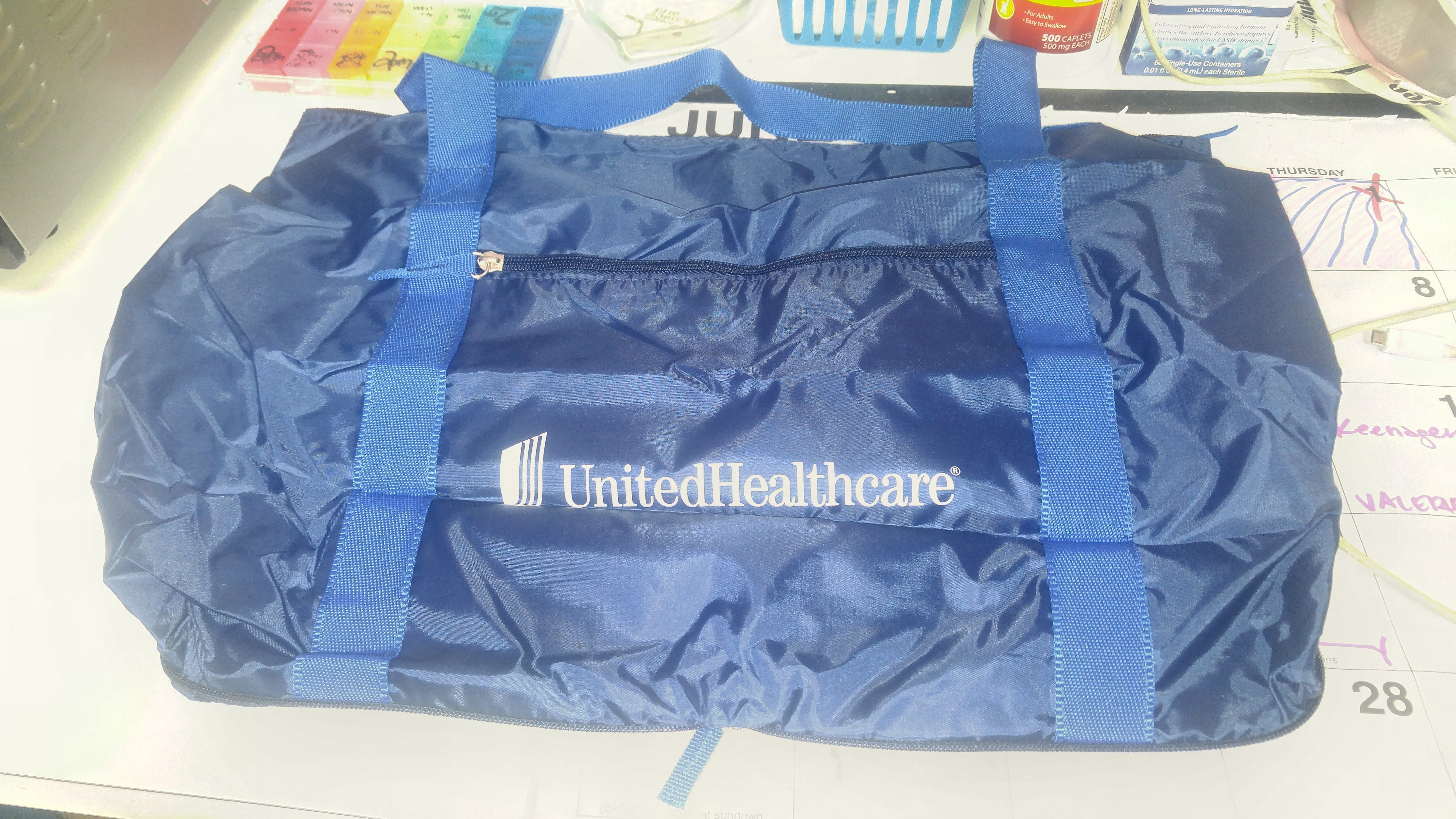 Don't look a gift horse in the mouth: United Healthcare ...