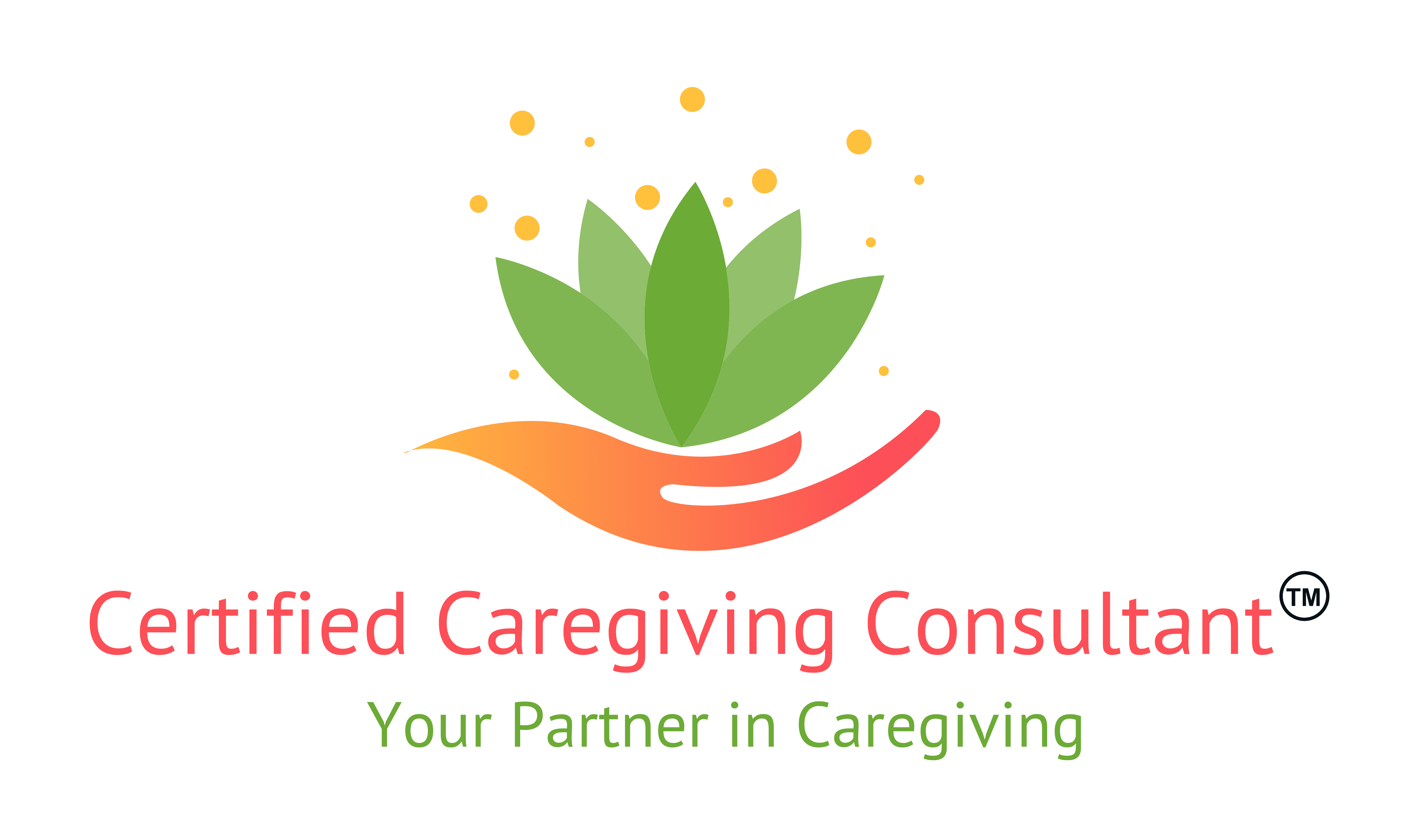 Graphic: Certified Caregiving Consultant™ badge