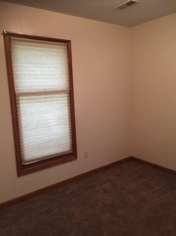 Empty junk room