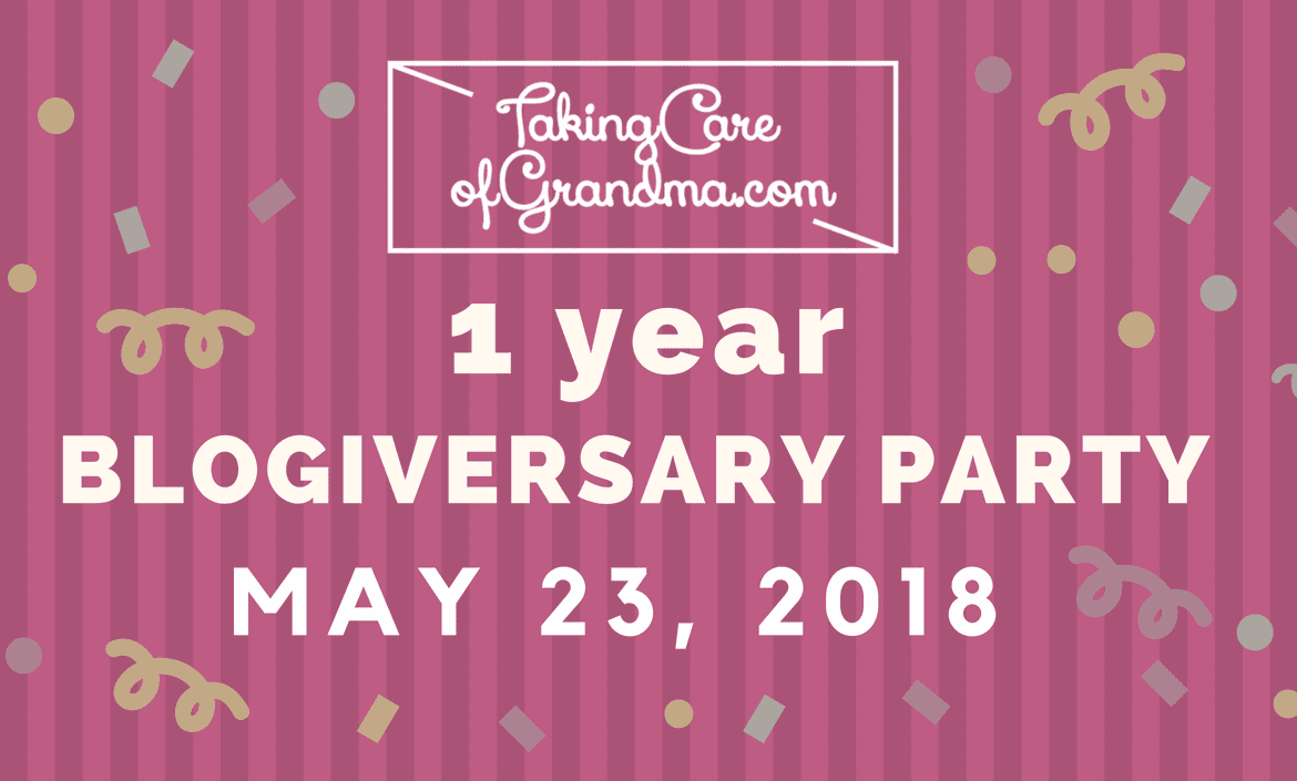 TCG Blogiversary All-Star Caregiver Lineup!
