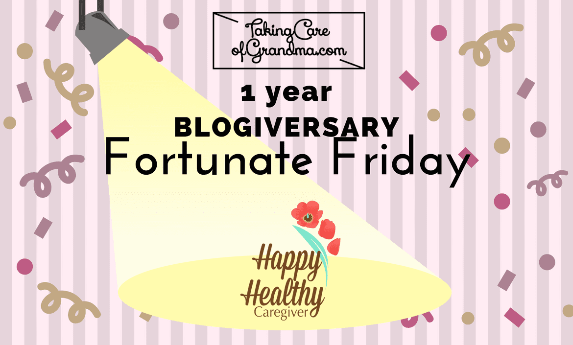 TCG Blogiversary: Fortunate Friday