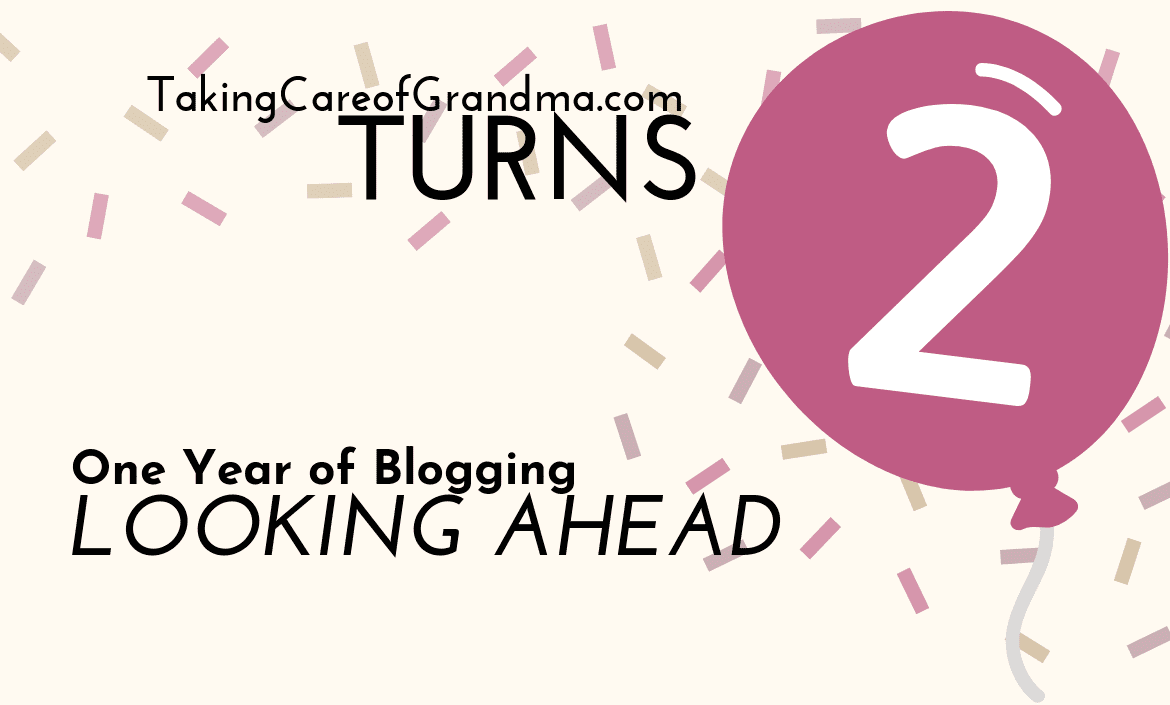 One Year of Blogging: Looking Ahead