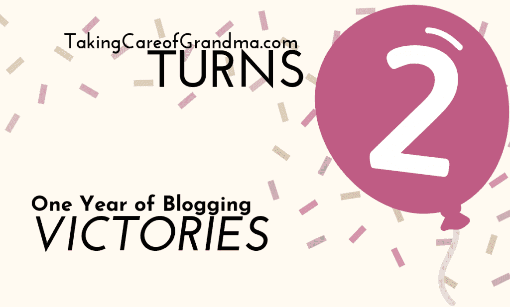 One Year of Blogging: Victories