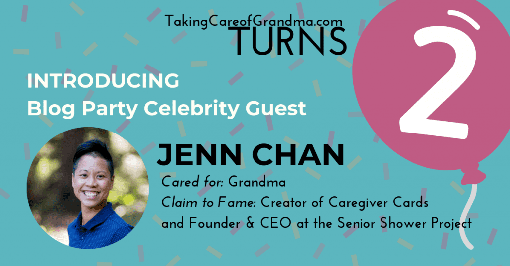 INTRODUCING TCG Blogiversary Celebrity Guest: Jenn Chan