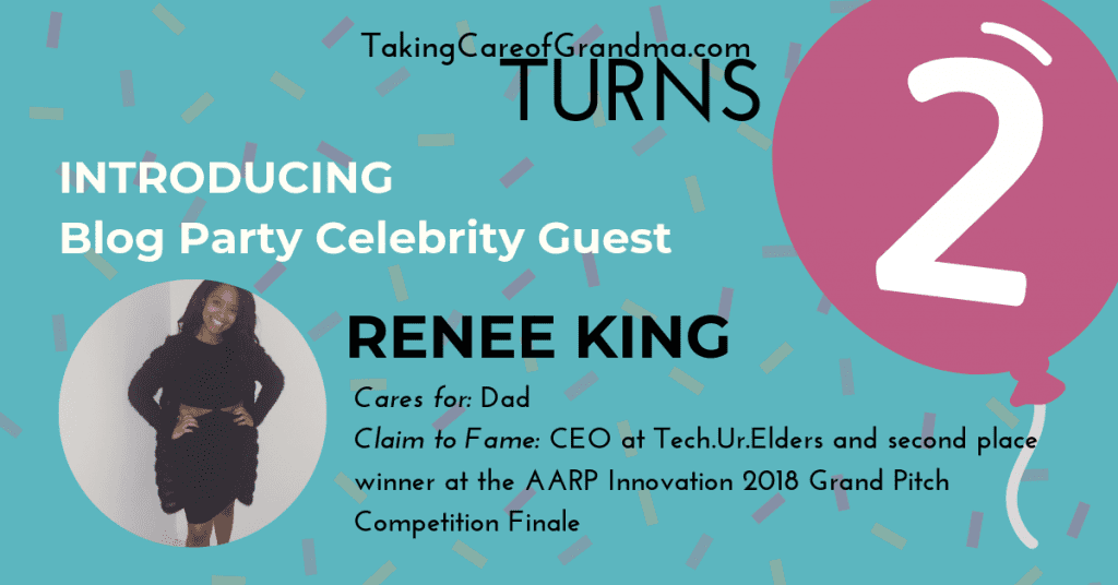 INTRODUCING TCG Blogiversary Celebrity Guest: Renee King