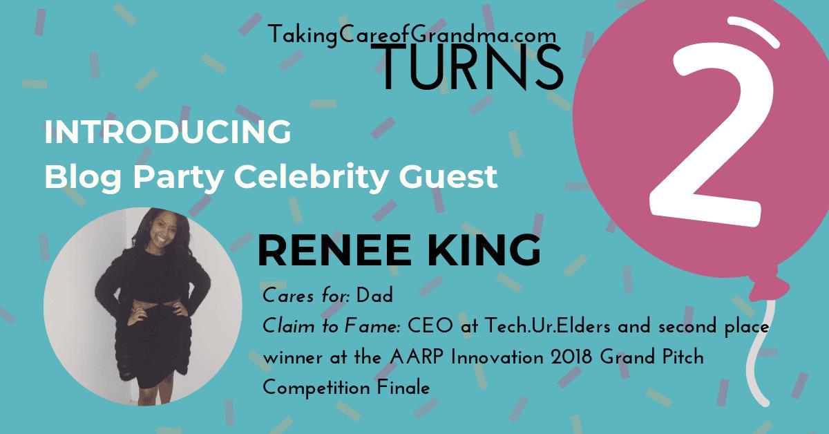 TCG blogiversary guest Renee King