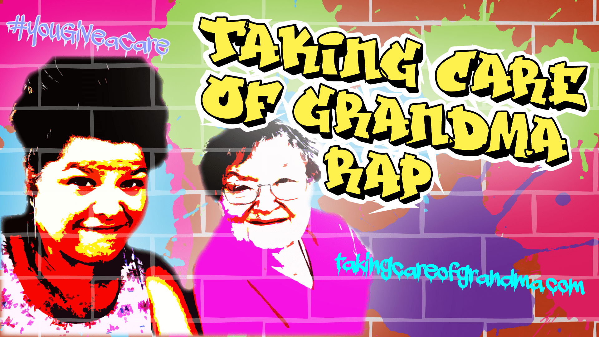 Graphic: Taking Care of Grandma Rap