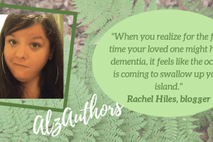 My relentless pursuit for the others – EXCLUSIVE feature on AlzAuthors.com!