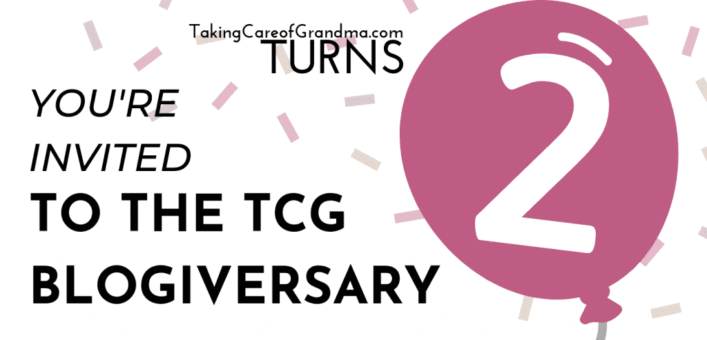 You're Invited to the TCG Blogiversary Party!