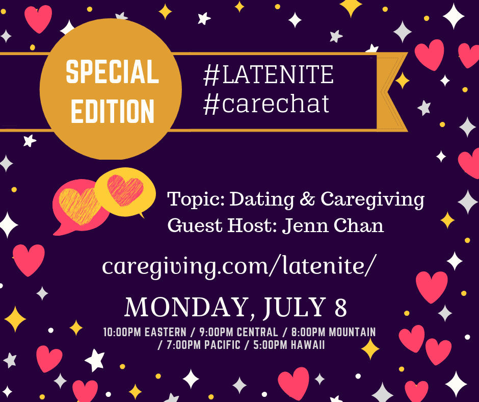 #latenite #carechat special edition jenn chan