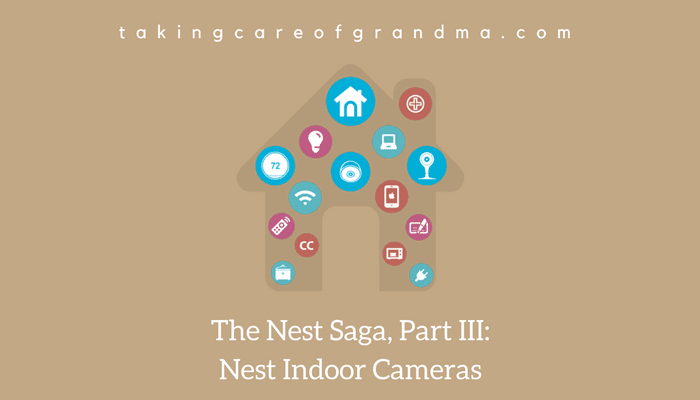 The Nest Saga, Part III: The indoor cameras