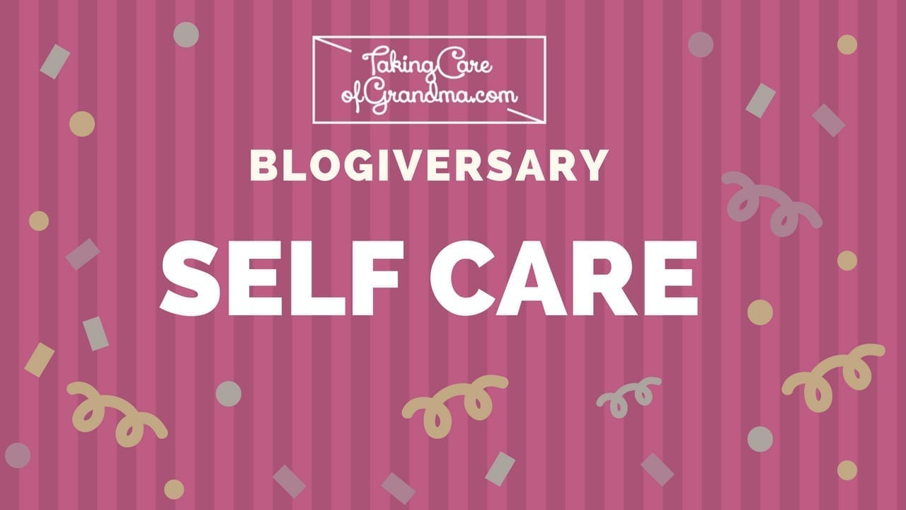 TCG Blogiversary: Self Care